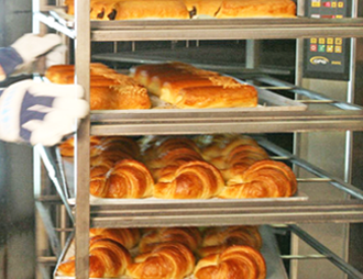 Industrial Pastry