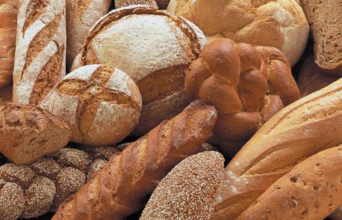 Pan horneado en horno para panaderia STATIC REFRAC GPG en forn Cabrianes