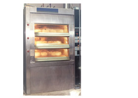 Horno de panadería MULTIC