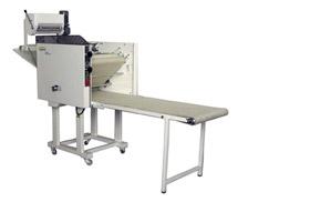 Formadora horizontal para panadería
