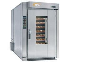 Horno de panadería de carro de aceite térmico STATIC-5