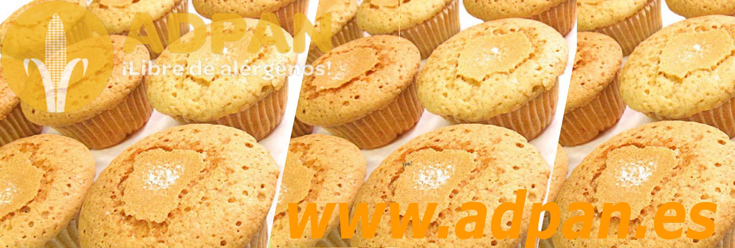 Adpan, prudoctos sin gluten, cocidos con hornos para panaderia STATIC